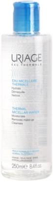 Uriage Eau Micellaire Thermale Міцелярна очищуюча вода для нормальної та сухої шкіри