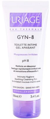 Uriage Gyn- 8 gel na intimní hygienu pro podrážděnou pokožku