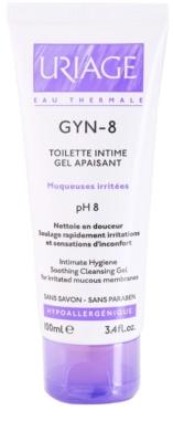 Uriage Gyn- 8 gel reparador para la higiene íntima