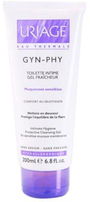 Uriage Gyn- Phy gel refrescante para higiene íntima