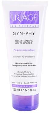 Uriage Gyn- Phy gel refrescante para la higiene íntima