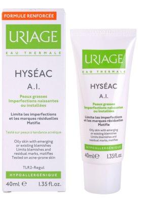 Uriage Hyséac A.I. crema regeneratoare pentru ten acneic 1