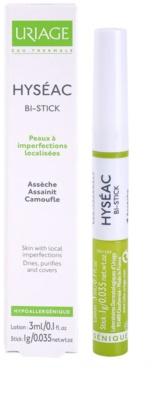 Uriage Hyséac Bi-Stick barra para imperfecciones de la piel 2