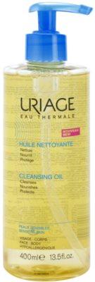 Uriage Hygiène čistiaci olej na tvár a telo