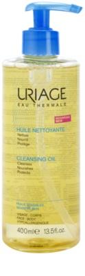 Uriage Hygiène olejek oczyszczający do twarzy i ciała