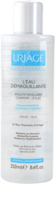 Uriage Hygiène Mizellarwasser für normale und trockene Haut