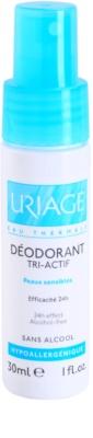 Uriage Hygiène дезодорант в спрей