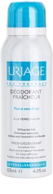 Uriage Hygiène дезодорант в спрей  с 24 часова защита