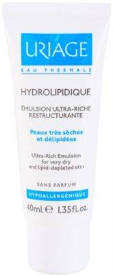 Uriage Hygiène Cremige Emulsion für sehr trockene Haut