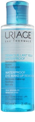 Uriage Hygiène Abschminkmittel  für wasserfestes Make-up für empfindliche Augen