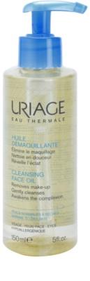 Uriage Hygiène olejek do demakijażu do skóry normalnej i suchej