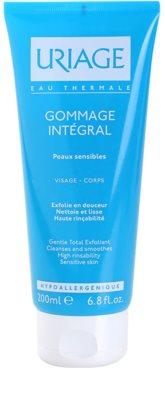Uriage Hygiène čistilni piling gel za občutljivo kožo 1