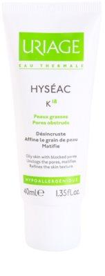 Uriage Hyséac K18 emulsäo de pele para pele oleosa