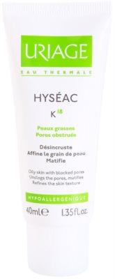 Uriage Hyséac K18 Haut Emulsion für fettige Haut
