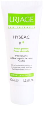 Uriage Hyséac K18 емулсия за лице  за мазна кожа
