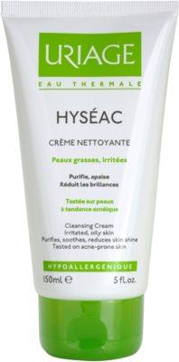 Uriage Hyséac crema pentru curatare pentru ten gras