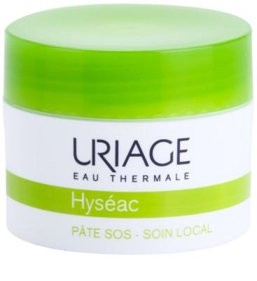 Uriage Hyséac helyi ápolás éjszakára a pattanásos bőr hibáira