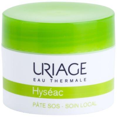 Uriage Hyséac lokale Pflege für die Nacht für Unvollkommenheiten wegen Akne Haut