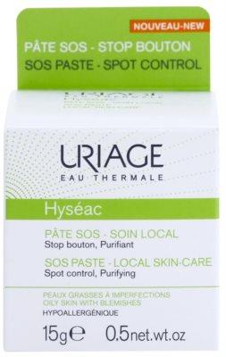 Uriage Hyséac lokalna nega čez noč proti nepravilnostim na aknasti koži 2
