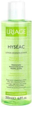 Uriage Hyséac tisztító arcvíz zsíros bőrre