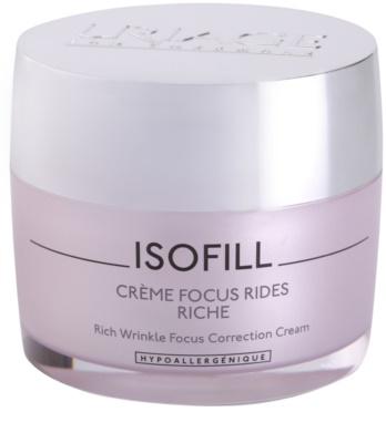 Uriage Isofill creme antirrugas para pele seca