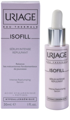 Uriage Isofill sérum reafirmante intensivo antiarrugas 1
