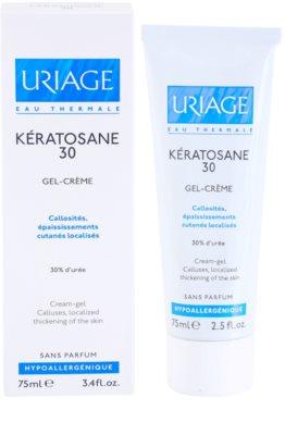 Uriage Kératosane 30 Gel-Creme für weiche Haut 2
