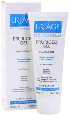 Uriage Pruriced gel apaziguador 1
