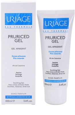 Uriage Pruriced gel apaziguador 2