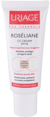 Uriage Roséliane CC krém Érzékeny, bőrpírra hajlamos bőrre