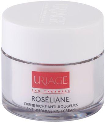 Uriage Roséliane crema de zi cu efect de refacere pentru piele sensibila cu tendinte de inrosire 1