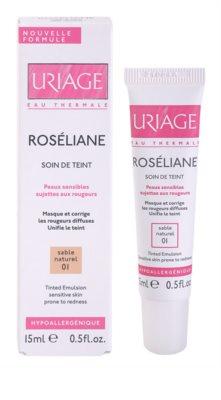 Uriage Roséliane tonirani fluid za občutljivo kožo, nagnjeno k rdečici 3