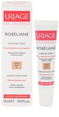 Uriage Roséliane tonirani fluid za občutljivo kožo, nagnjeno k rdečici 1