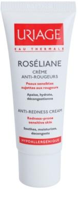 Uriage Roséliane crema de día para pieles sensibles con tendencia a las rojeces