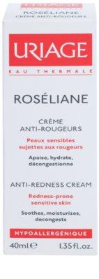 Uriage Roséliane crema de día para pieles sensibles con tendencia a las rojeces 2