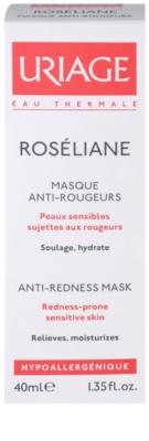 Uriage Roséliane masca pentru piele sensibila cu tendinte de inrosire 3