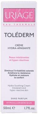 Uriage Toléderm hydratační a zklidňující krém pro intolerantní pleť 2