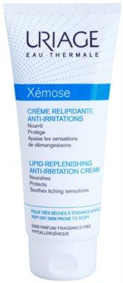 Uriage Xémose crema calmante relipidante para pieles muy secas, sensibles y atópicas