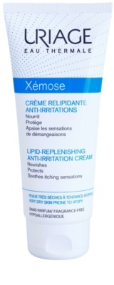 Uriage Xémose релипидиращ успокояващ крем за много суха чуствителна и атопична кожа