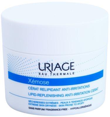 Uriage Xémose lipidfeltöltő nyugtató kenőcs nagyon száraz, érzékeny és atópiás bőrre