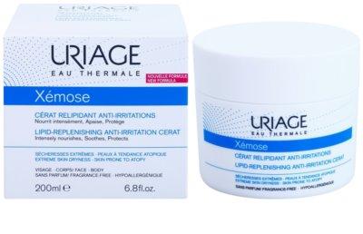 Uriage Xémose lipidfeltöltő nyugtató kenőcs nagyon száraz, érzékeny és atópiás bőrre 1