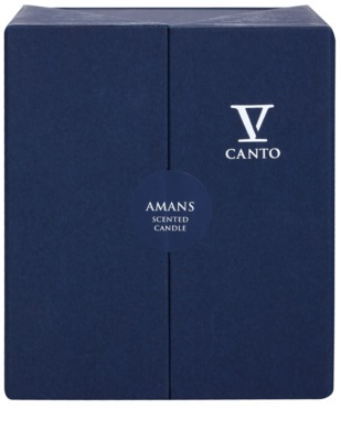 V Canto Amans Duftkerze 3