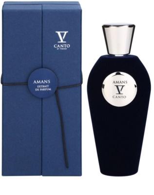 V Canto Amans extracto de perfume unisex