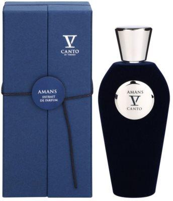 V Canto Amans parfüm kivonat unisex
