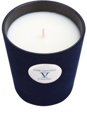 V Canto Cor Gentile dišeča sveča 2