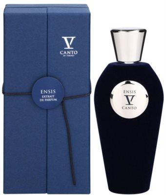 V Canto Ensis extrato de perfume unissexo