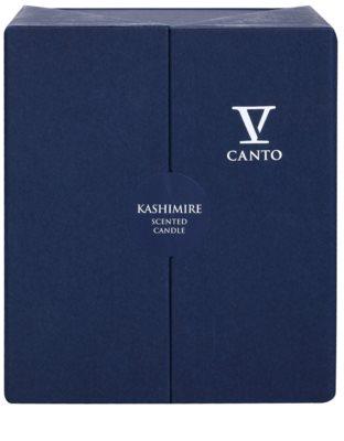 V Canto Kashimire vonná sviečka 3