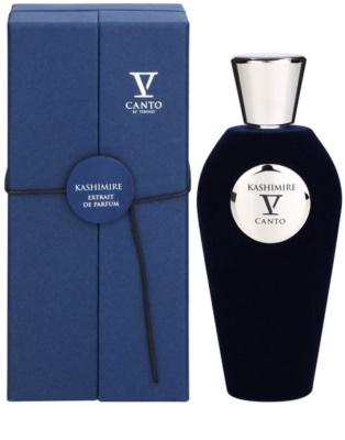 V Canto Kashimire extrato de perfume unissexo