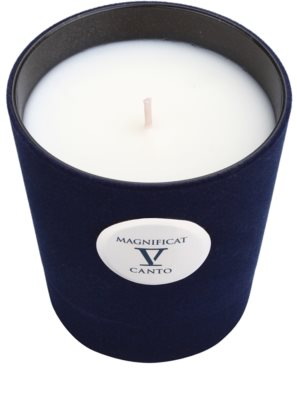 V Canto Magnificat vela perfumado 1