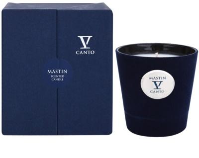 V Canto Mastin vonná svíčka